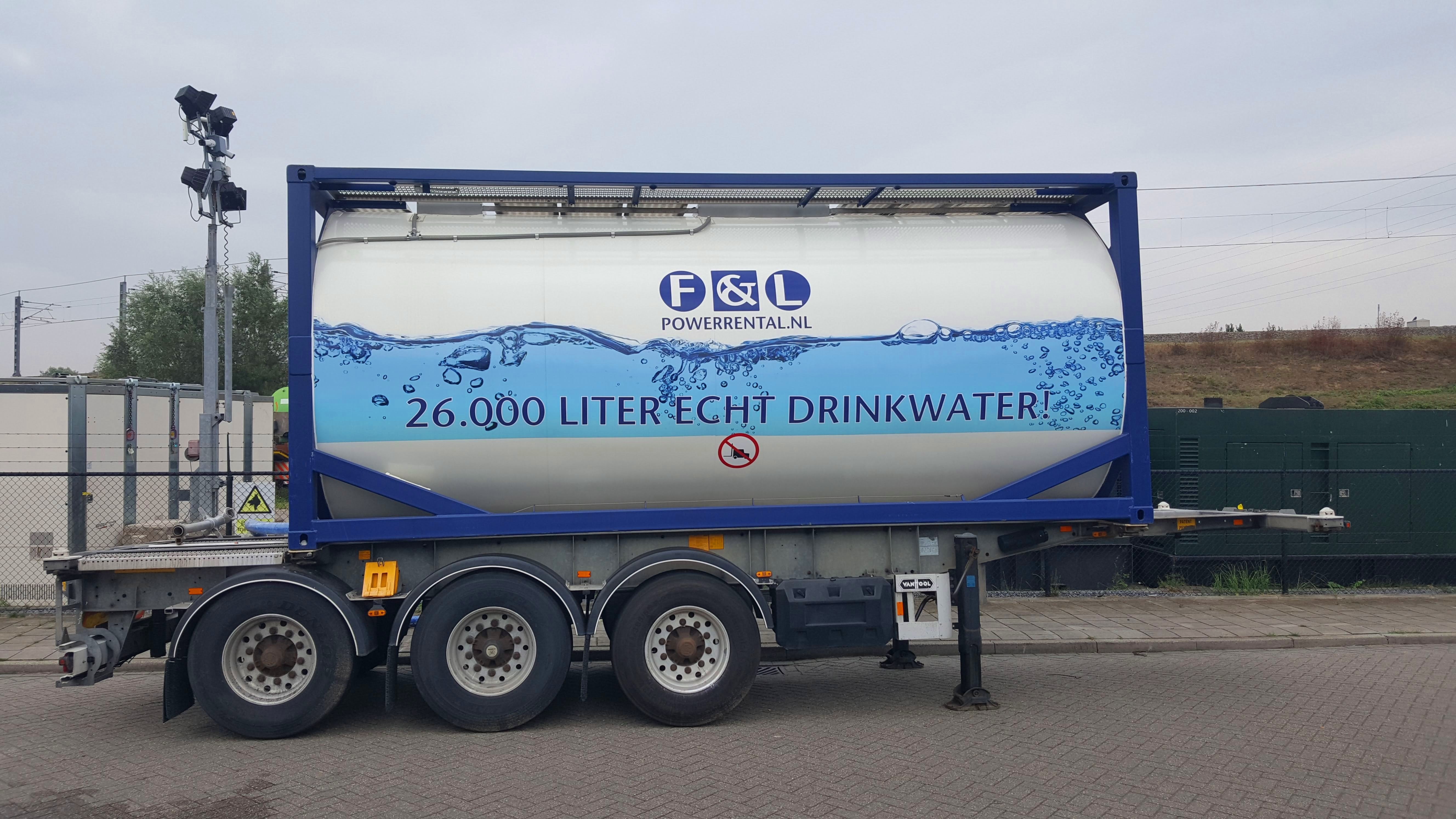 Drinkwater Container